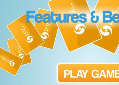 Features & Benefits: Card Game
