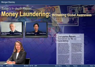 Anti-Money Laundering Demo