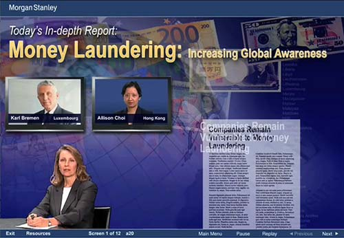 Anti-Money Laundering Demo