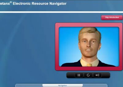 Electronic Resource Navigator