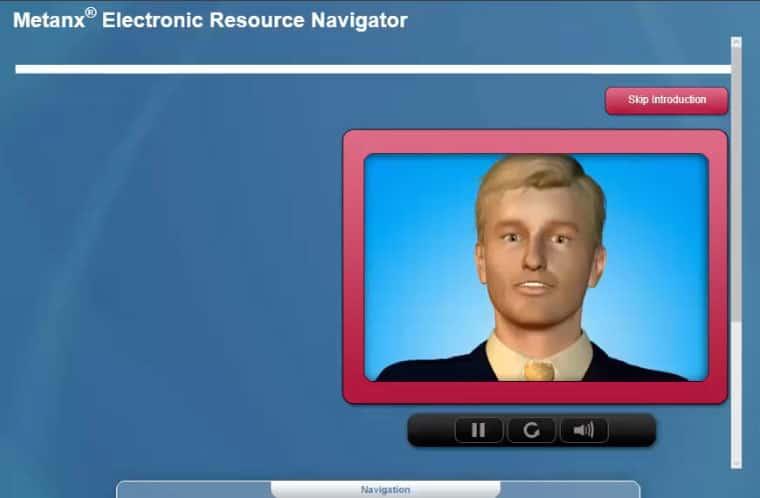 Electronic Resource Navigator